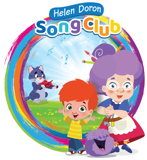 Пойте с Helen Doron Song Club