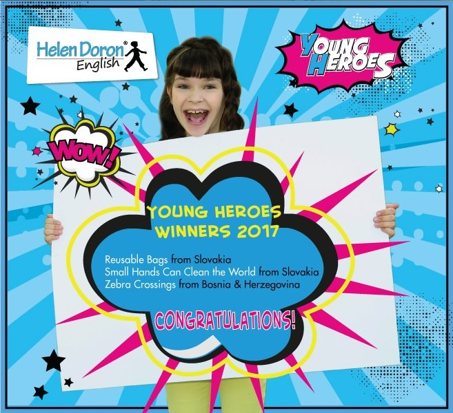 Young Heroes Winners