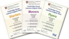 Сертификат Young Learners English Cambridge